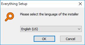 一切安装语言